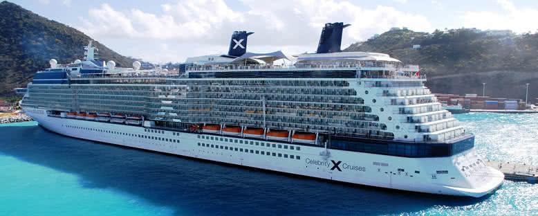 Celebrity Equinox ile Doğu Karayipler Gemi Turu