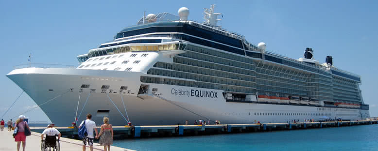 Celebrity Equinox Cruise Gemisi