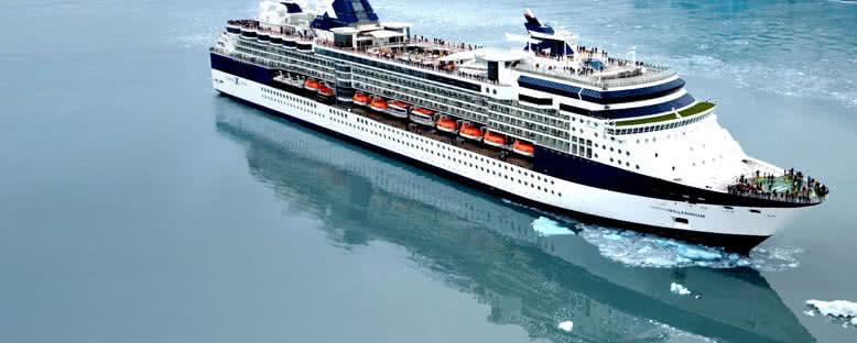 Celebrity Millenium Cruise Gemisi