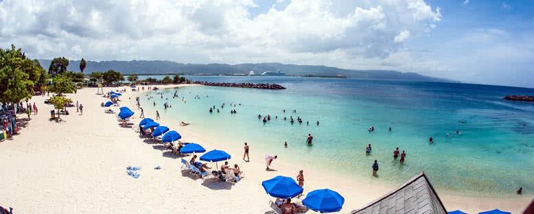 Falmouth Plajları - Jamaica