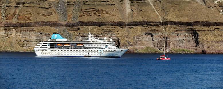 Celestyal Nefeli Cruise Gemi Turu