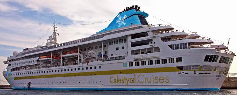 Celestyal Cruise Gemisi