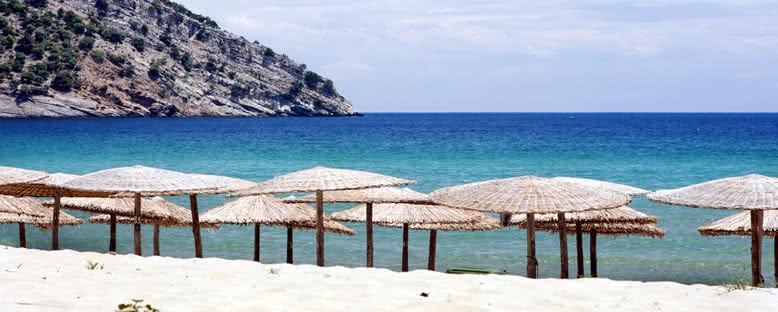 Cennet Plajı - Thassos