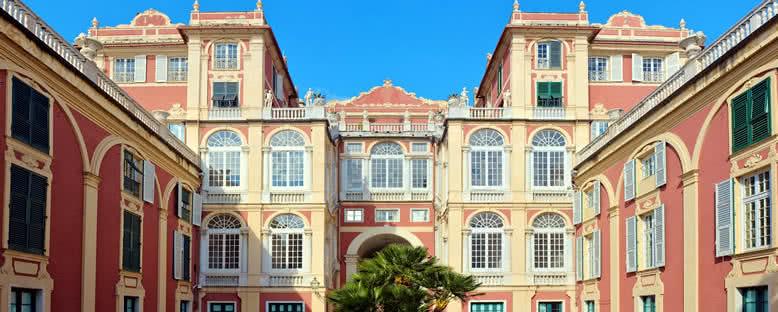 Palazzo Reale - Cenova