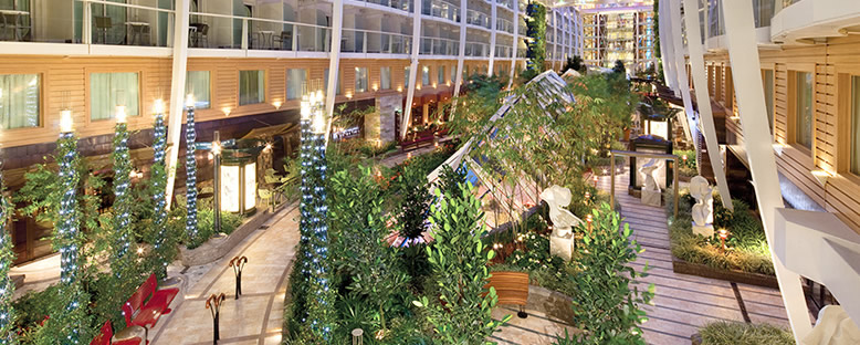 Central Park - Symphony of the Seas