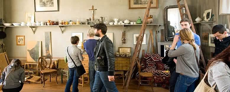 Cezanne Müzesi - Aix En Provence