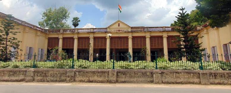 Chandannagar Müzesi - Ganj Nehri