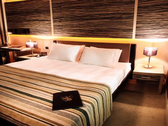 Çift Kişilik Oda - Cratos Premium Hotel