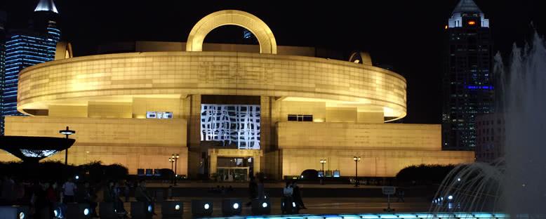 Şangay Müzesi - Shangai