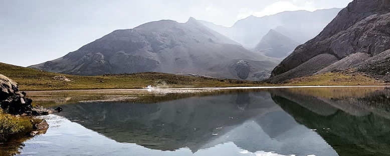 Çinigöl - Bolkar Dağları