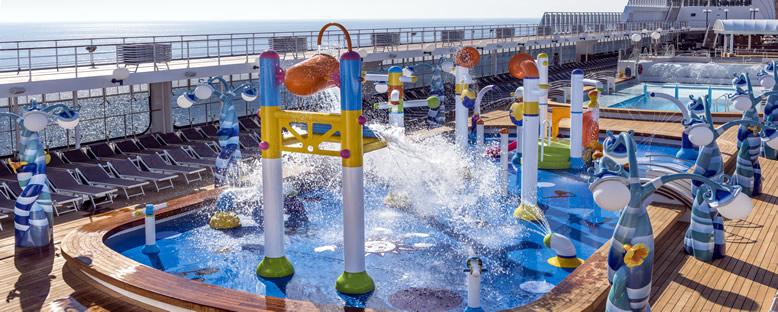 Çocuk Oyun Havuzları - MSC Opera