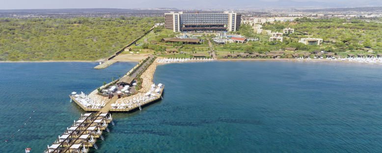 Concorde Luxury Resort - Genel