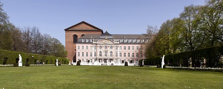 Constantine Bazilikası - Trier