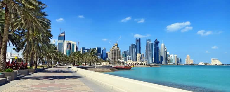 Corniche Yürüyüş Yolu - Doha
