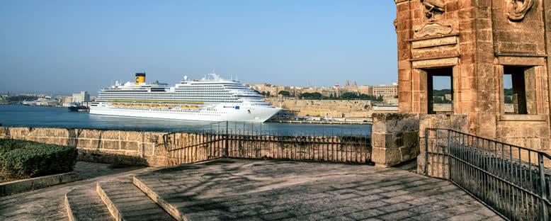 Costa Diadema Cruise Gemisi