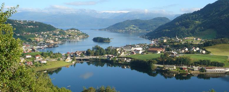 Hardanger Fiyordu - Bergen