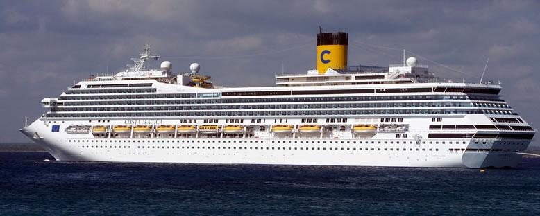 Costa Magica Cruise Gemisi