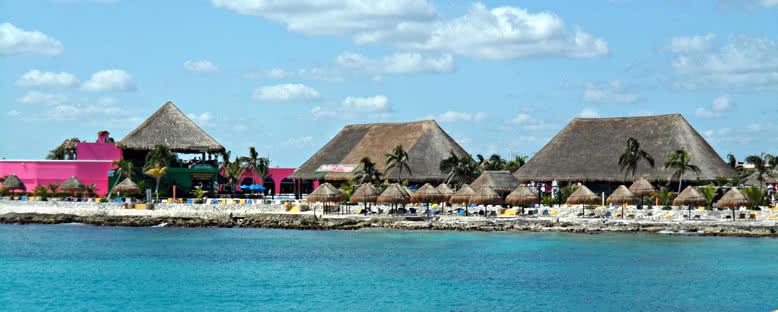 Costa Maya Kıyıları - Meksika