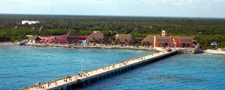 Costa Maya Limanı - Meksika