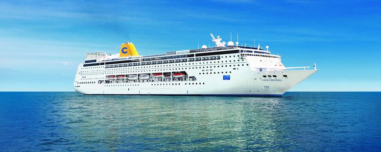 Costa NeoRiviera Cruise Gemisi
