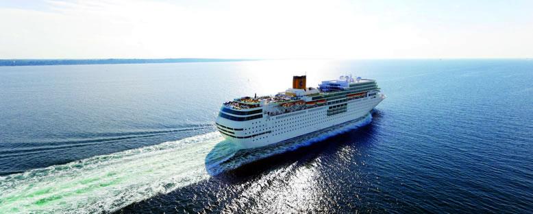 Costa neoRomantica Cruise Gemisi