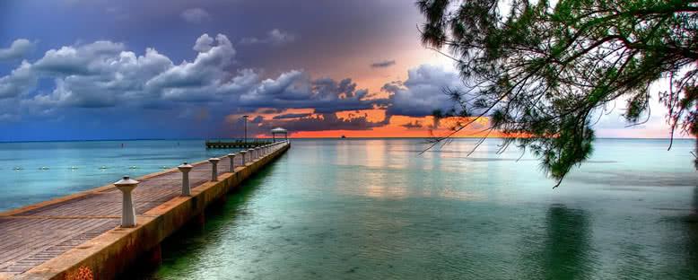 Gün Batımı - Grand Cayman