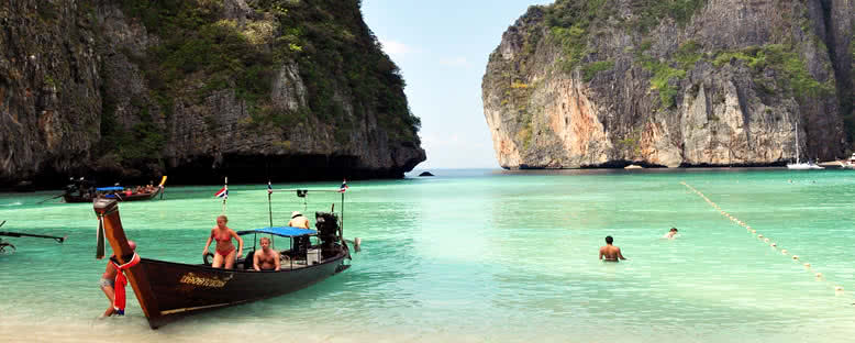 Phi Phi Adası - Phuket