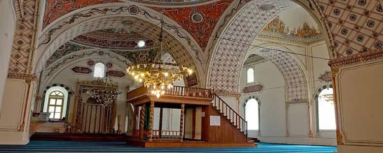 Cuma Camii İçi - Plovdiv