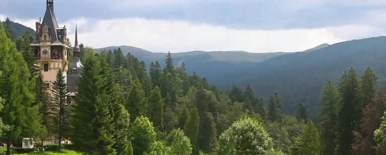 Dağ Manzarası - Transilvanya