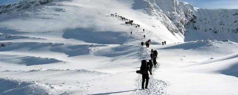 Dağ Tırmanışı - Uludağ