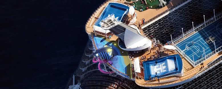 Dalga Havuzları - Harmony of the Seas