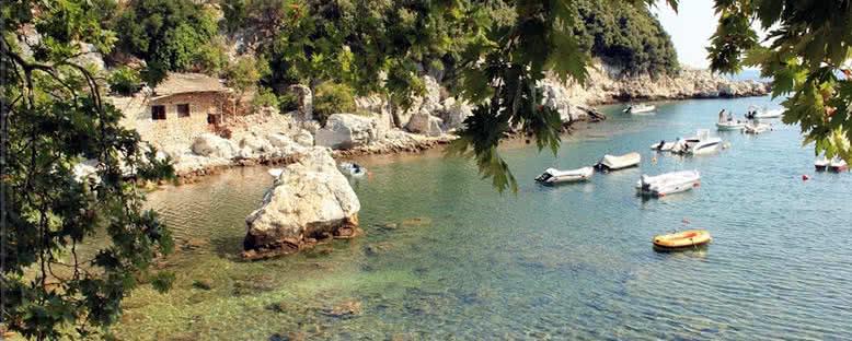 Damouchari Kıyıları - Volos