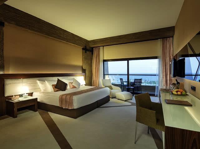 Deniz Manzaralı Oda - Noah's Ark Hotel