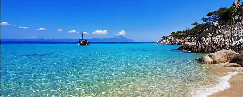 Deniz Manzarası - Halkidiki