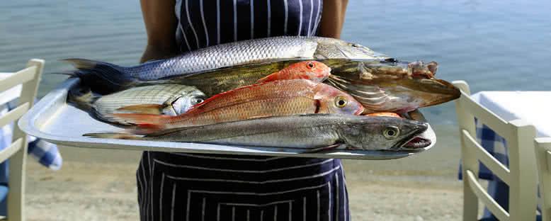 Deniz Ürünleri - Halkidiki