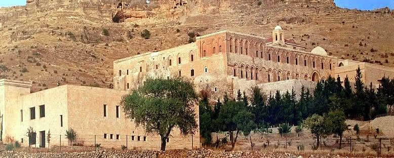 Deyrul Zaferan Manastırı - Mardin