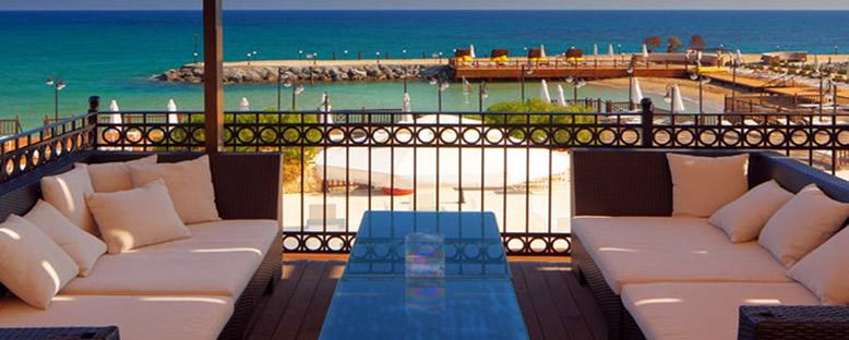 Dinlenme Alanı - Ada Beach Hotel