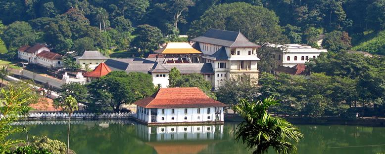 Diş Tapınağı - Kandy