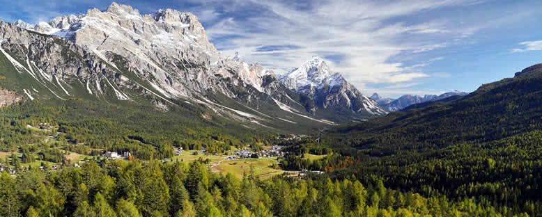 Doğa Manzarası - Cortina