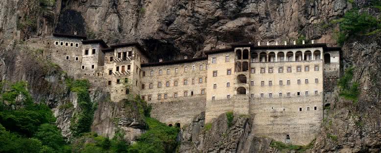 Sümela Manastırı - Trabzon