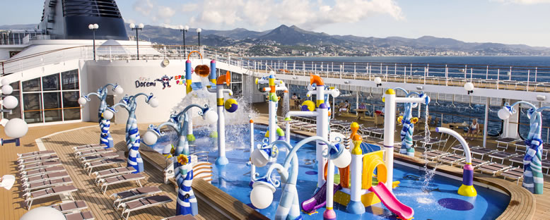 Doremi Spray Park - MSC Lirica