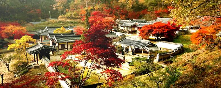 Dosan Seowon - Andong