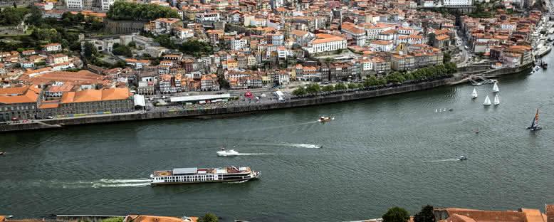 Douro Nehri Tekne Turu