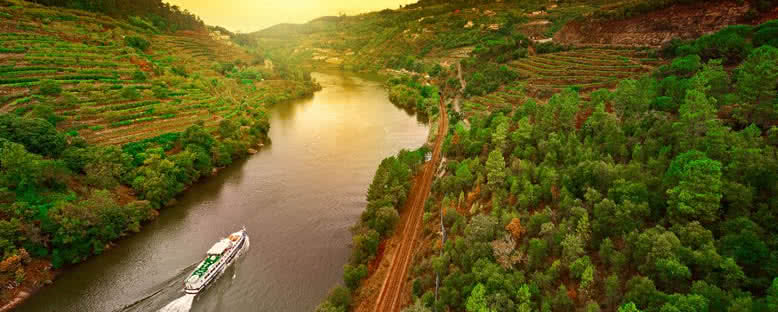 Douro Vadisi Kıyıları