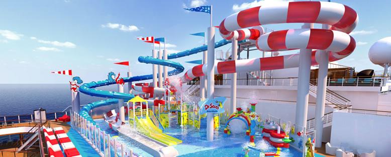 Dr. Seuss Waterworks - Carnival Horizon