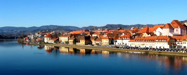 Drava Nehri Kıyıları - Maribor