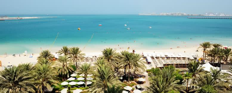Palmiye Adası Manzarası - Dubai
