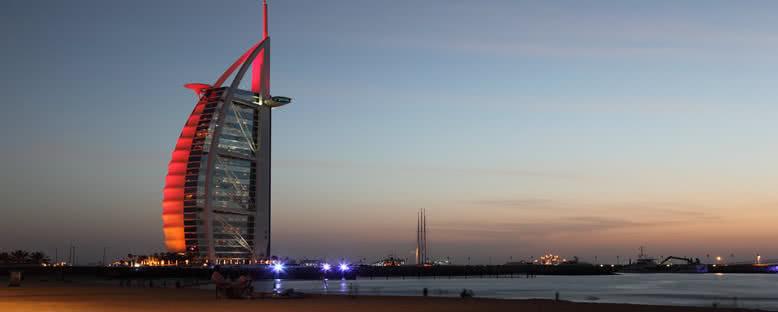 Gün Batımı - Dubai