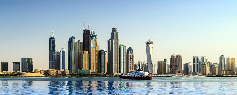 Gökdelenler - Dubai
