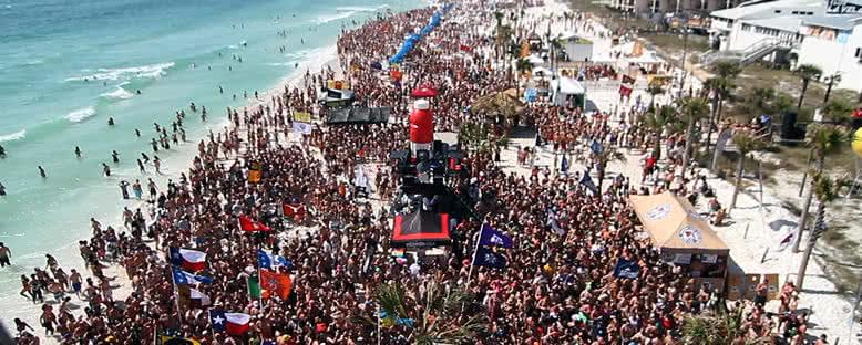 Plaj Partileri - Panama